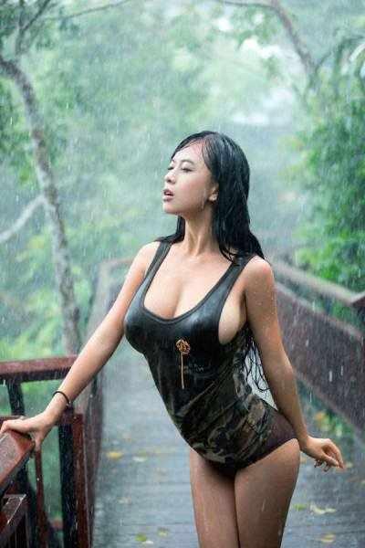 Азиаточки (42 фото)
