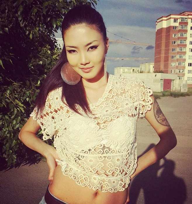 Девушки из Монголии (69 фото)