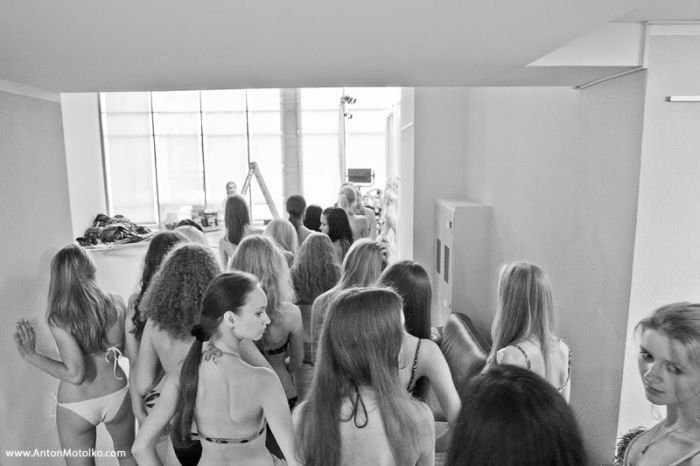 Девушки, мечтающие стать моделями (23 фото)