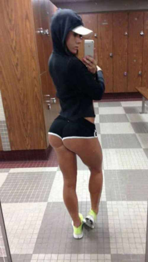 Фитнес-девушки (38 фото)