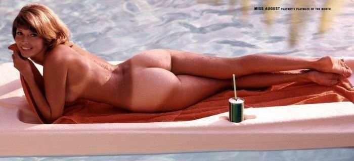 Лучшие девушки 70-х по версии Playboy (63 фото)
