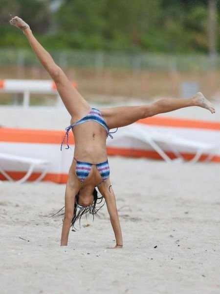 Спортивные девушки (42 фото)