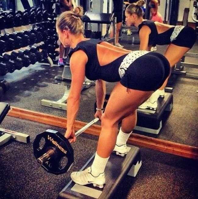 Спортивные девушки (59 фото)