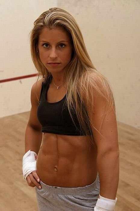 Спортивные девушки (99 фото)