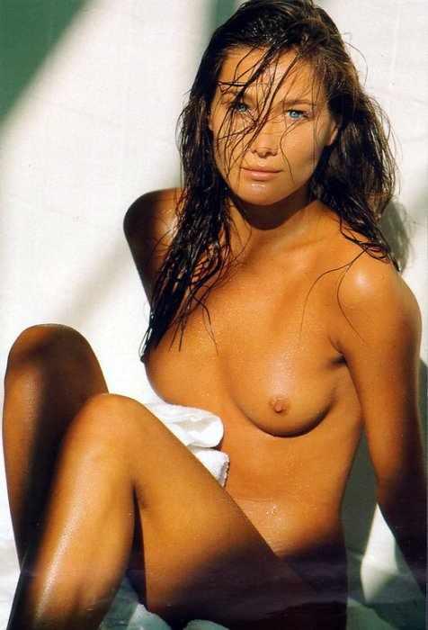Carla Bruni, будущая первая леди франции (14 фото)