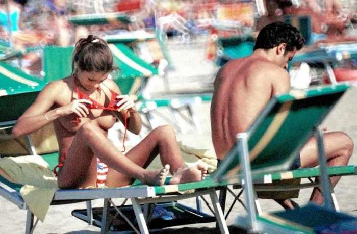 Алёна Середова topless (37 фото)