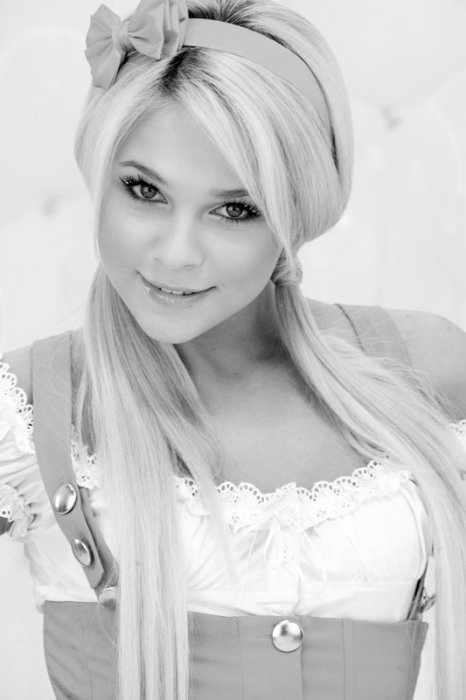 Анна Воронина (9 фото)
