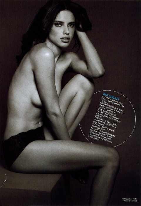 Адриана Лима (5 фото)