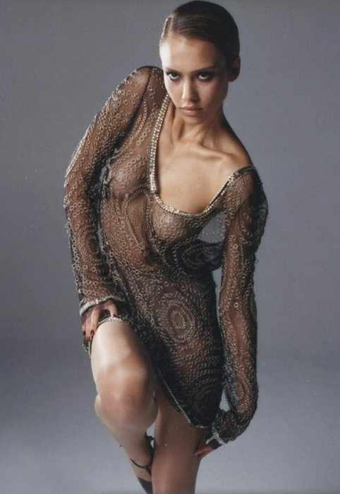 Jessica Alba (4 фото)