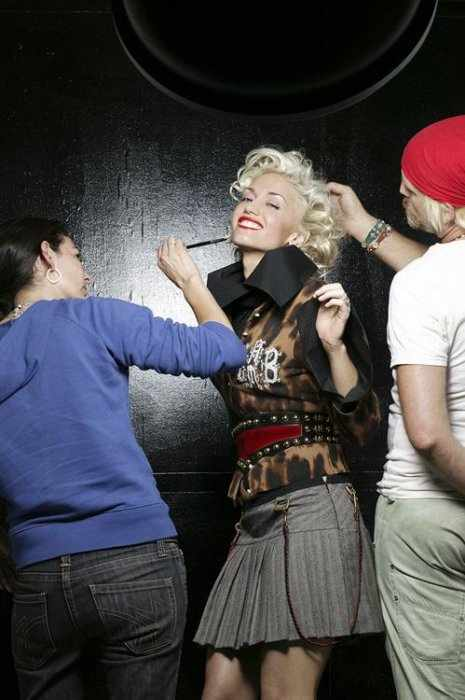 Gwen Stefani (4 фото)