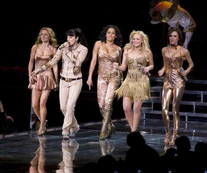 Spice Girls (15 фото)