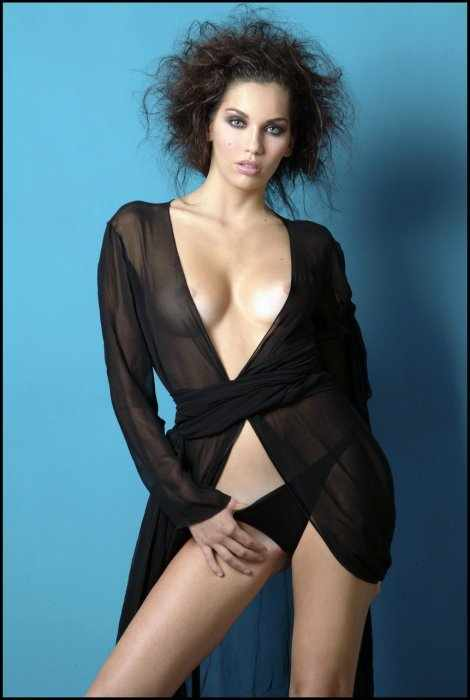 Deborah Salvalaggio (12 фото)