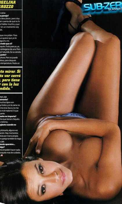 Evangelina Carrozo (5 фото)