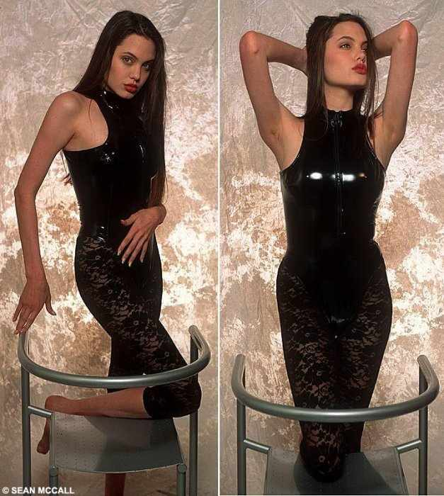 Анджелина Джоли (4 фото)