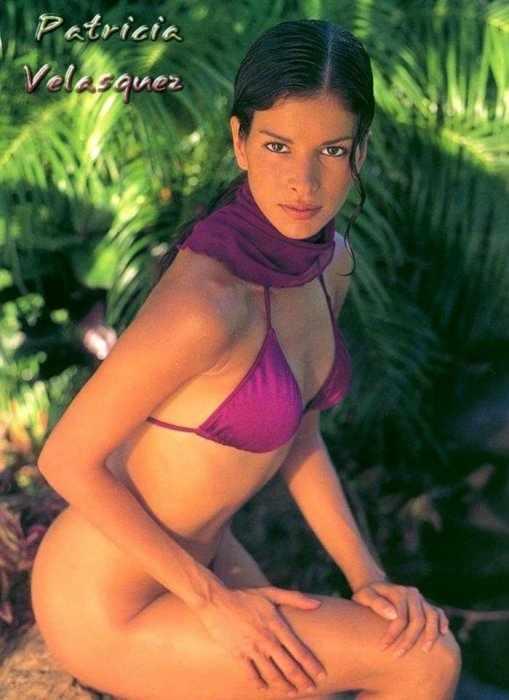 Patricia Velasquez (15 фото)