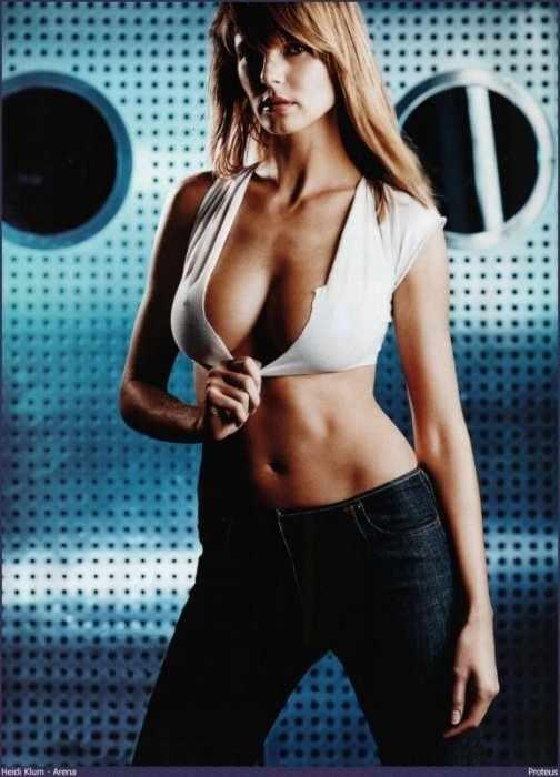 Heidi Klum (11 фото)