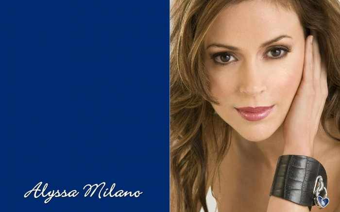 Алиса Милано (16 фото)