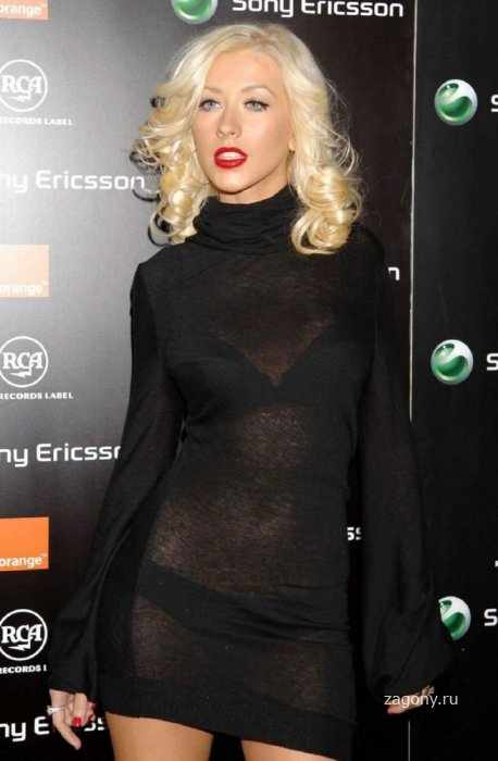 Cristina Aguilera (15 фото)