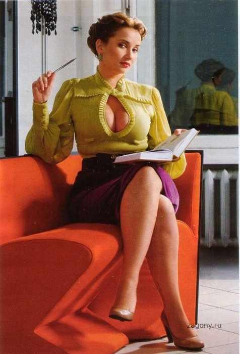 Анфиса Чехова (10 фото)