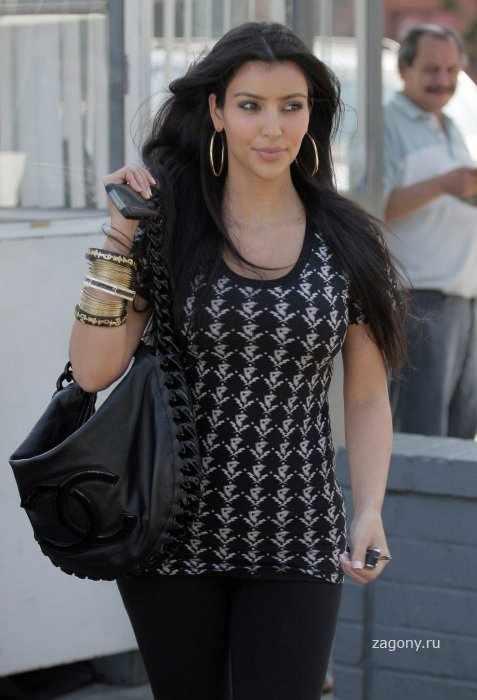 Ким Кардашьян (12 фото)