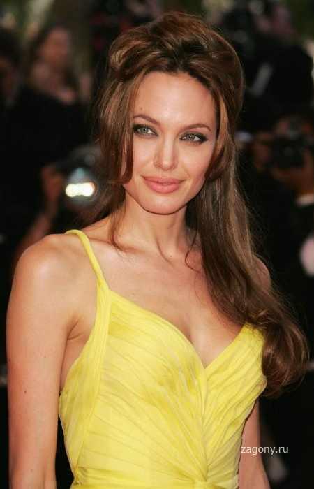 Анджелина Джоли (6 фото)