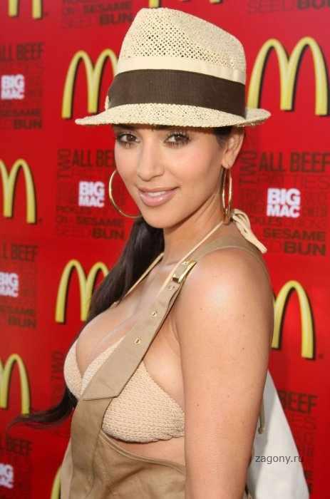Ким Кардашиан (8 фото)