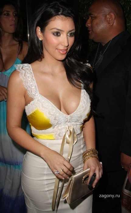 Ким Кардашиан (9 фото)