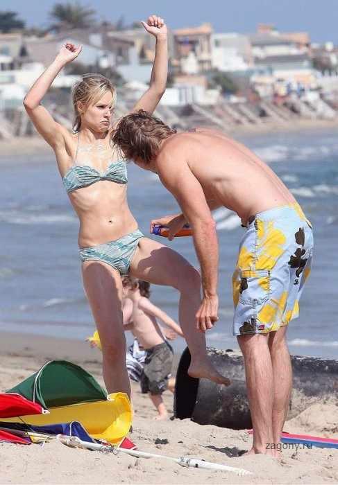 Kristen Bell (7 фото)