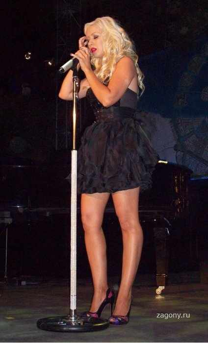 Christina Aguilera (11 фото)
