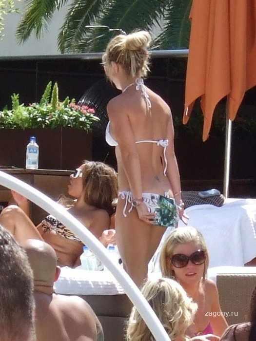 Britney Spears в бикини (5 фото)