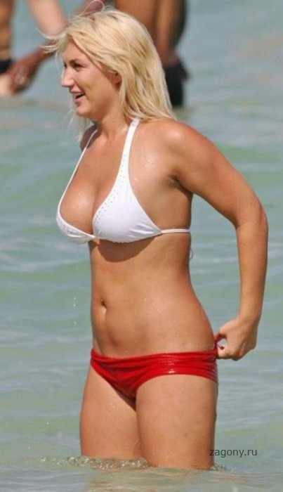 Brooke Hogan (6 фото)