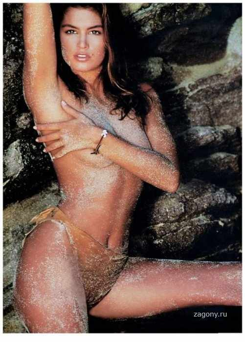 Супер модель 90-х Синди Кроуфорд (14 фото)