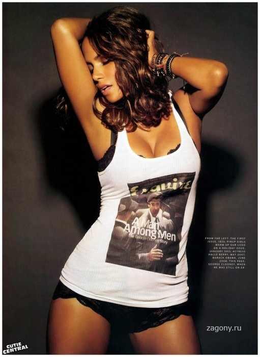 Холли Берри (4 фото)