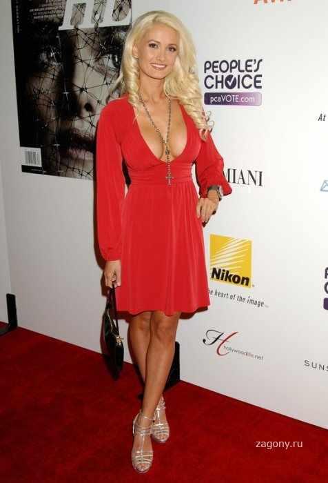 Holly Madison (10 фото)