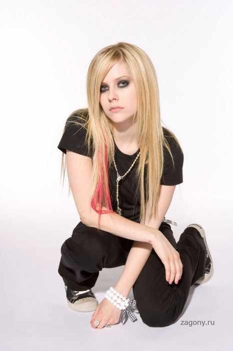 Avril Lavigne (12 фото)