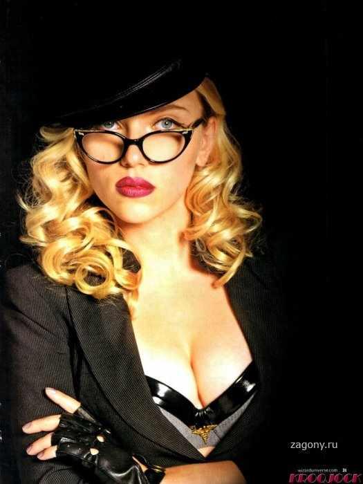 Scarlett Johansson (3 фото)