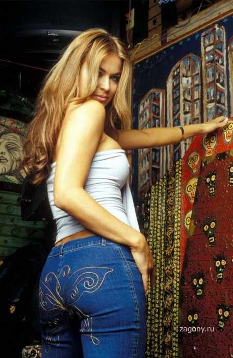 Carmen Electra (10 фото)
