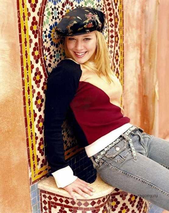 Hilary Duff (8 фото)