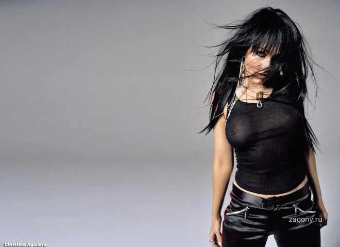 Christina Aguilera (10 фото)