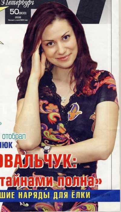 Анна Ковальчук (5 фото)