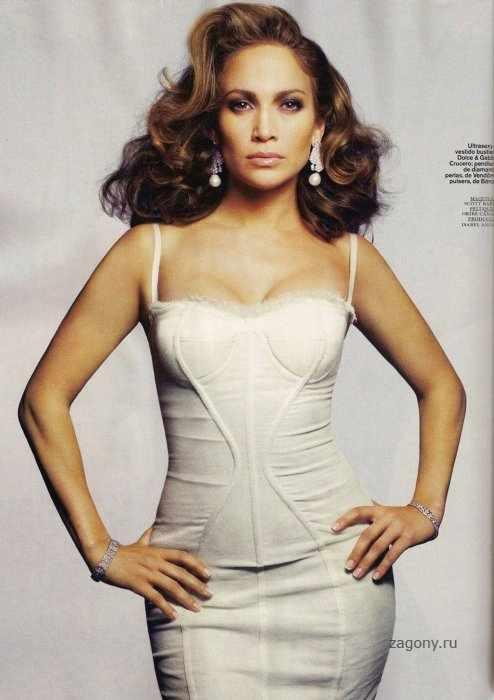 Jennifer Lopez (6 фото)