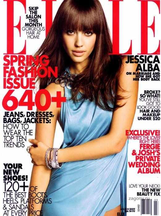 Jessica Alba (8 фото)