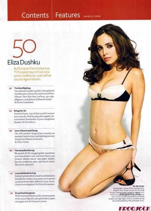 Eliza Dushku (6 фото)