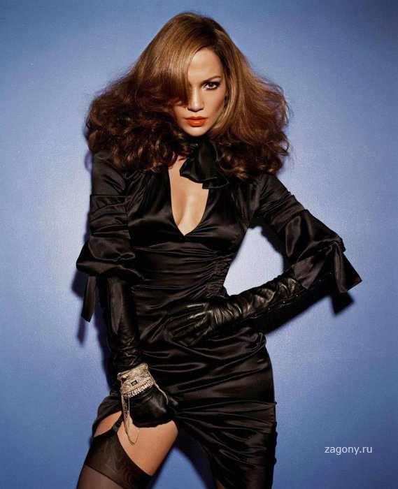 Jennifer Lopez (5 фото)
