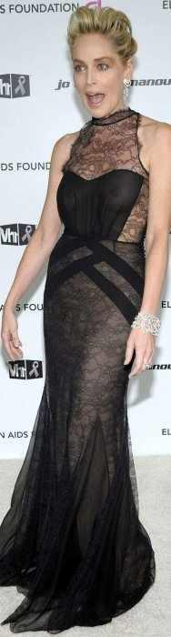 Sharon Stone (3 фото)