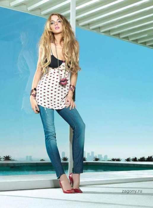 Lindsay Lohan (19 фото)