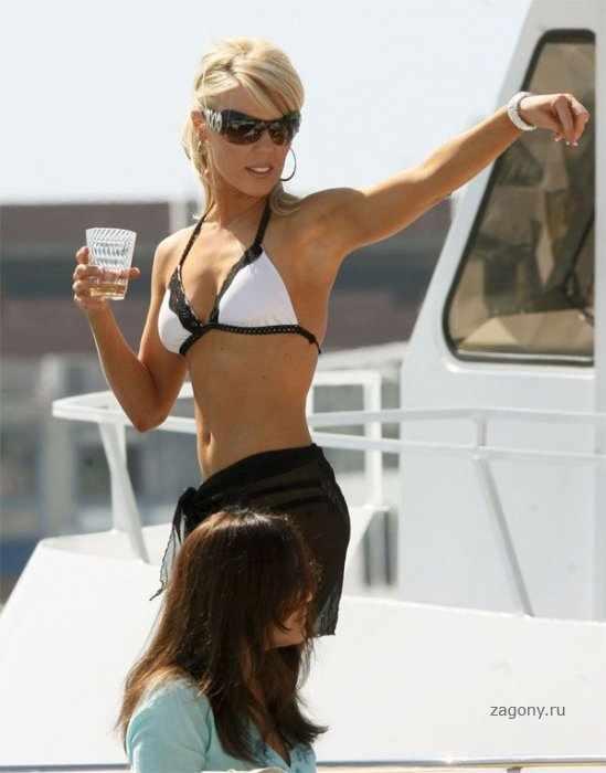Gretchen Rossi (8 фото)