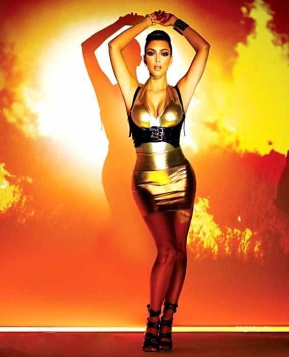 Ким Кардашьян (11 фото)