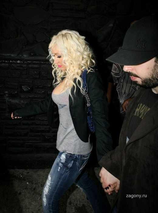 Christina Aguilera (6 фото)