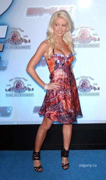 Holly Madison (7 фото)